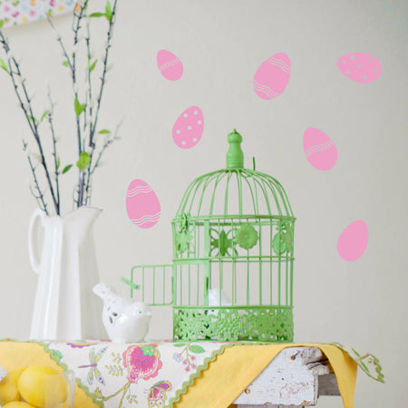 Mini Bumble Bee Wall Stickers
