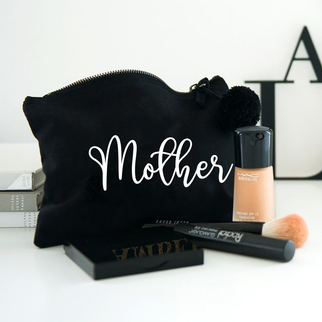 Personalised Mother's Day Make up Bag