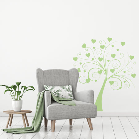 'Practically Perfect' Wall Sticker
