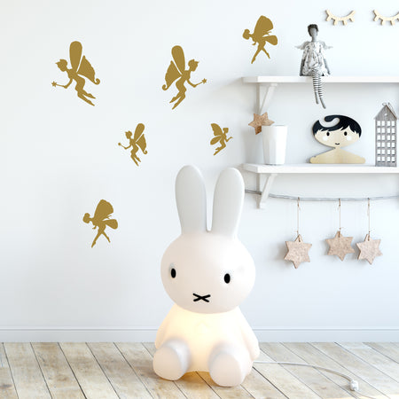 Mini Robot Wall Stickers