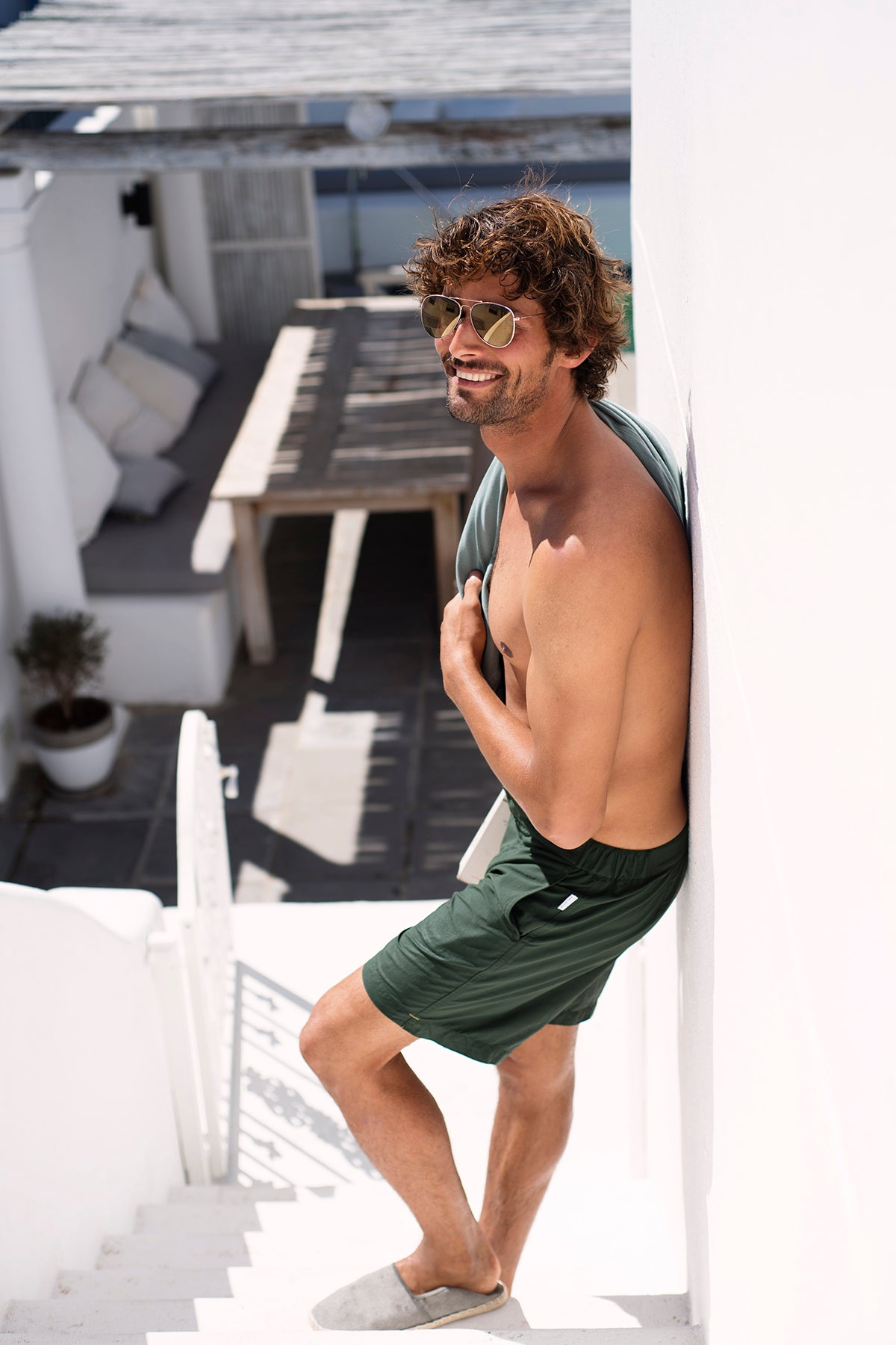 Lookbook - GOLDFIN Swim Shorts