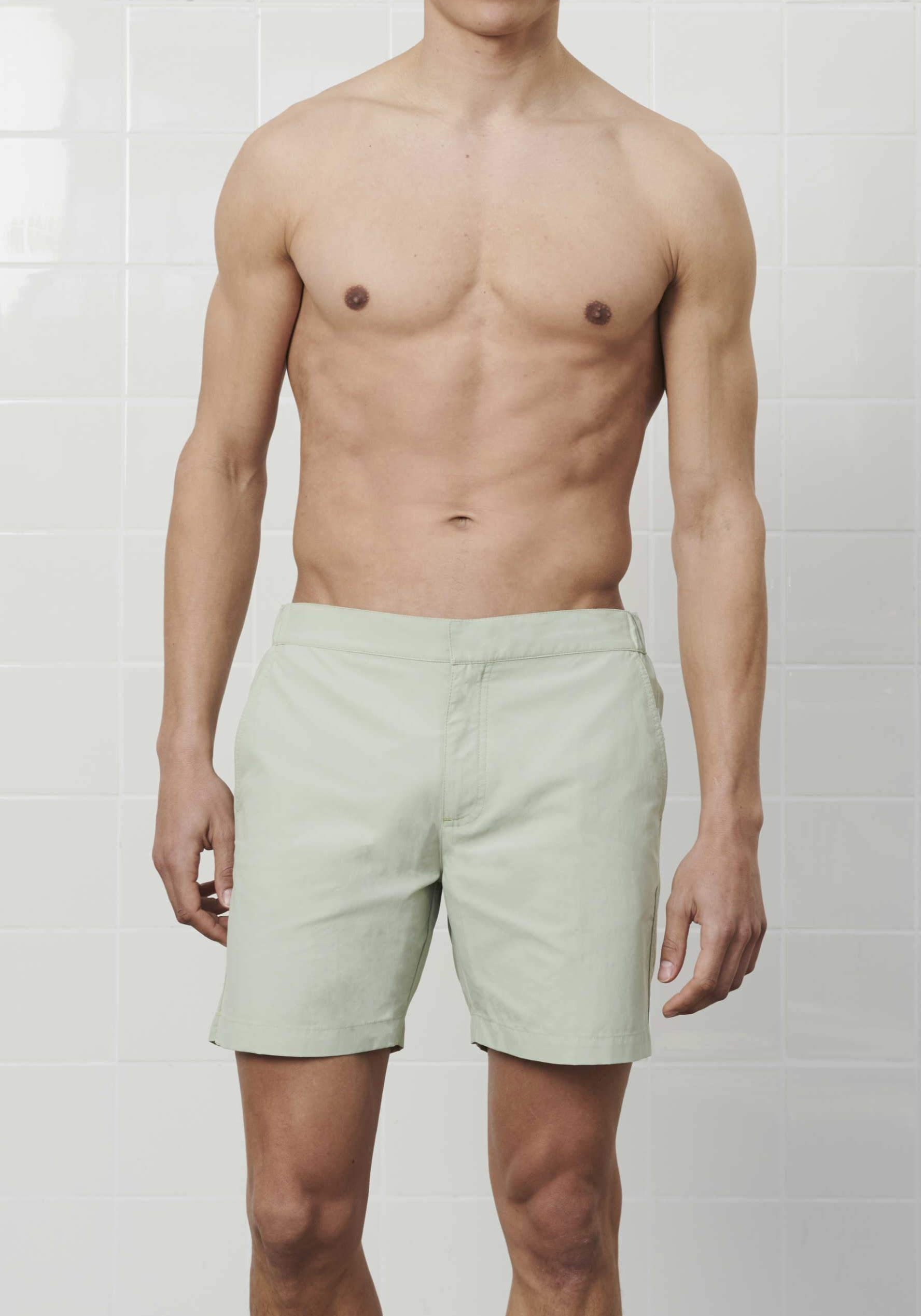 Desert Sage Swim Shorts - GOLDFIN Swim Shorts