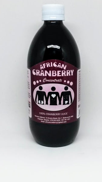 Why African Cranberry Concentrate is a Superfood