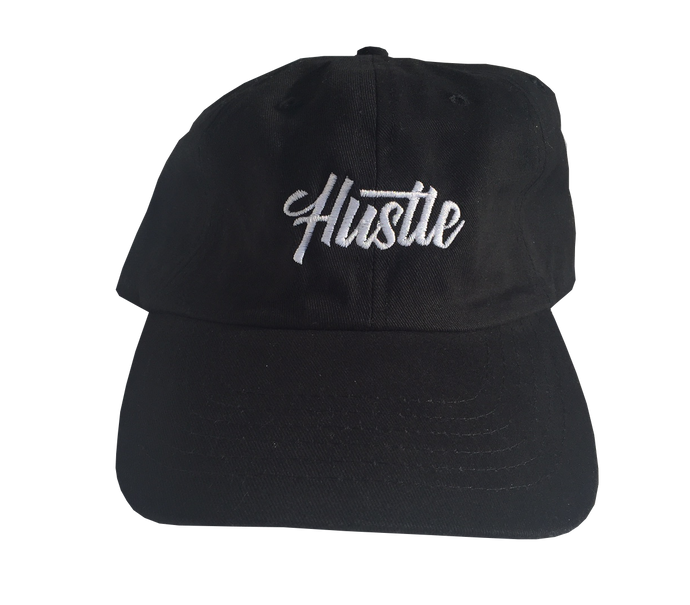 The Classic Hustle Dad Hat