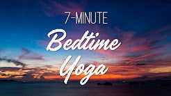 7 min Bedtime Yoga Sequence You Must Try!