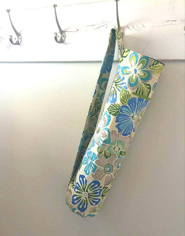 Yoga Mat Bag - Tropical Flower