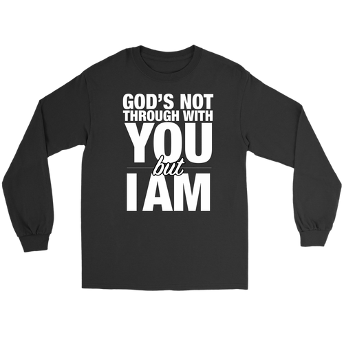 God Is God (Long Sleeve)