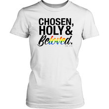 Queerly Beloved (White)