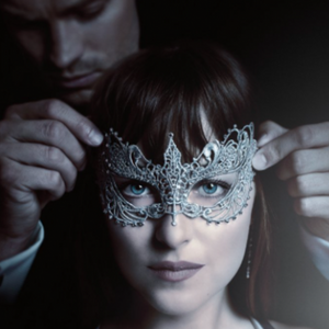 The Authentic Fifty Shades Darker Mask