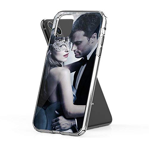 nasboy Fifty Shades Case Cover Compatible for iPhone iPhone (11 Pro Max)