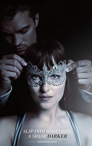FIFTY SHADES DARKER MOVIE POSTER 2 Sided ORIGINAL Advance 27x40 DAKOTA JOHNSON