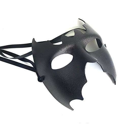Batman Black Masquerade Mask
