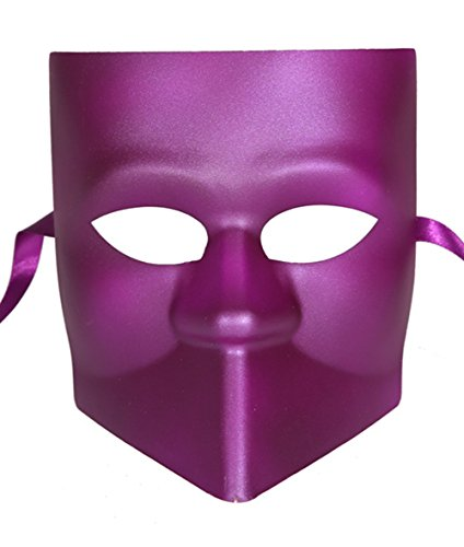 Fabulous Luxury Masquerade Bauta Mask Purple ( other colors available)