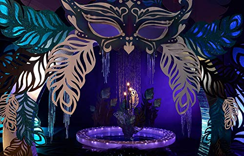 Masquerade Dreams Complete Decorating Theme