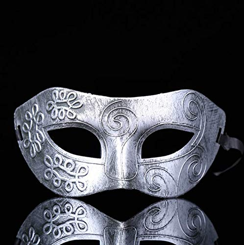 Adults Vintage Antique Look Venetian Party Mask (Pack of 10)