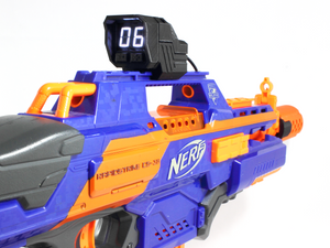 Nerf Rapidstrike with AmmoCounter