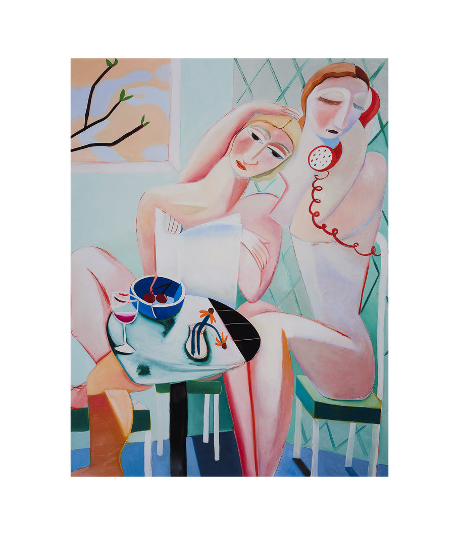 New Etiquette, 2020, Signed and Numbered Limited Edition Print