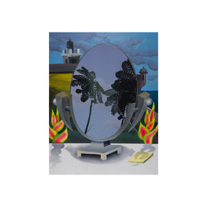 San Cristobal Crystal Ball, 2021, Signed and Numbered Limited Edition Print