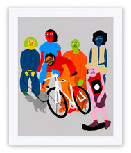 Tuesdays are for Exercise, 2020, Signed + Numbered Limited Edition Print