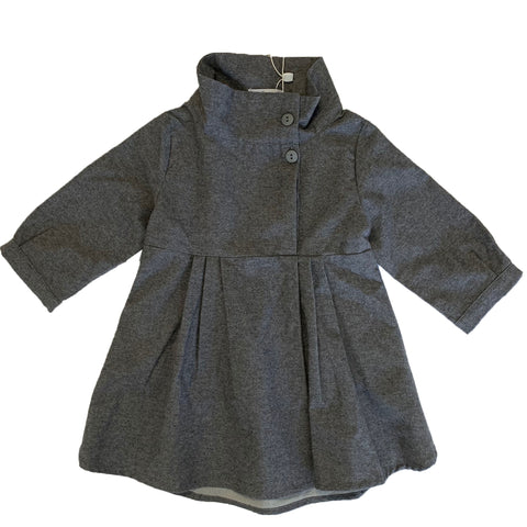 Annice Grey Shirt Dress