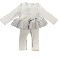 Pequeno Tocon Natural Baby Set
