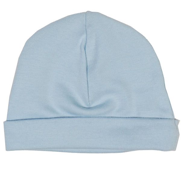 Blue Cotton Hat