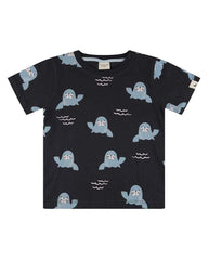 Turtledove London Seals T- Shirt