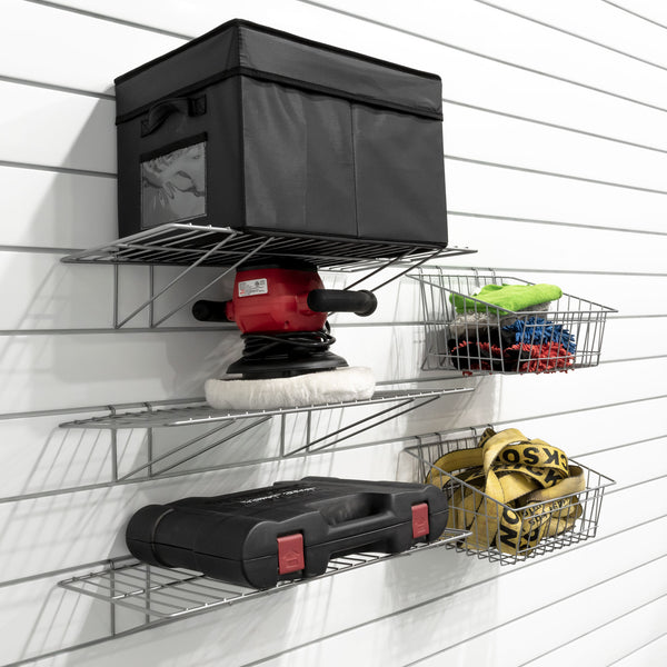 Shelf and Basket Kit