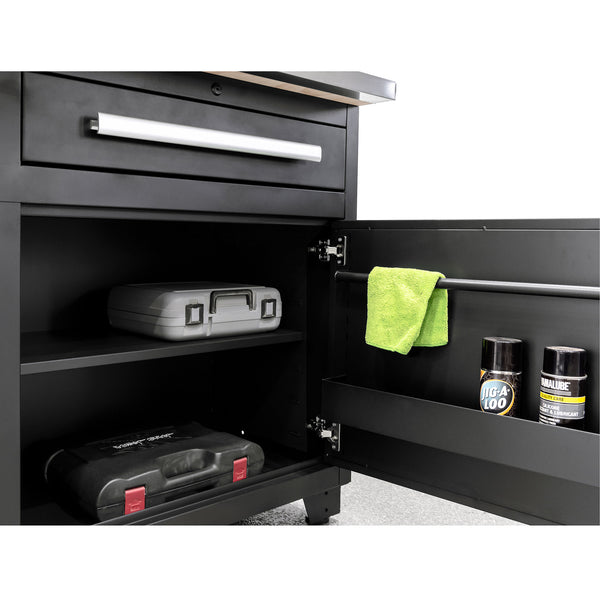 Fusion PRO Cabinets – Cube with Work surface