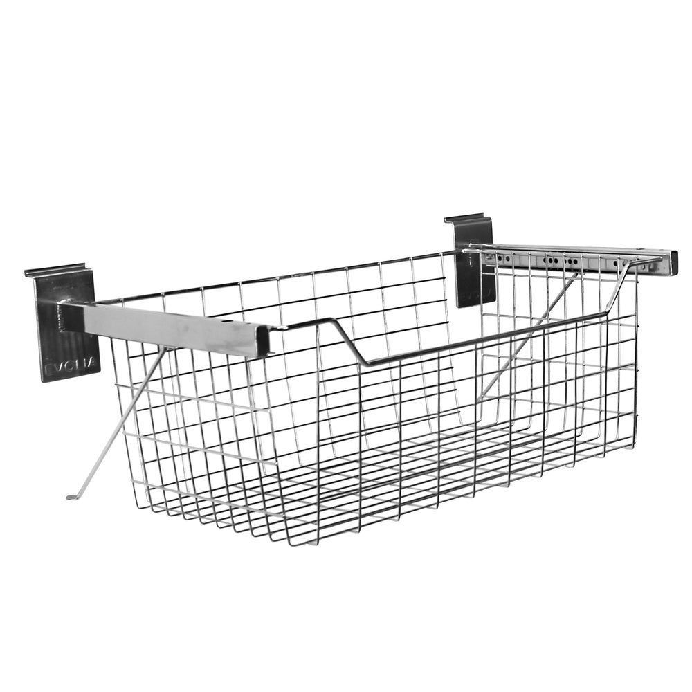 Chrome Pull-out Basket