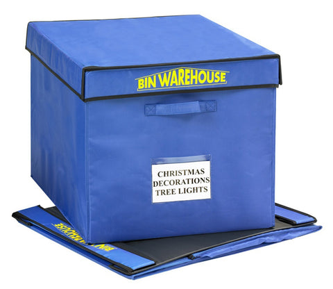 Bin Warehouse Fold-A-Tote - 32 Gallon 4 Pack