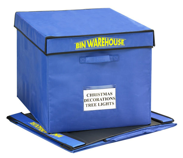 Bin Warehouse Fold-A-Tote – 32 Gallon 4 Pack