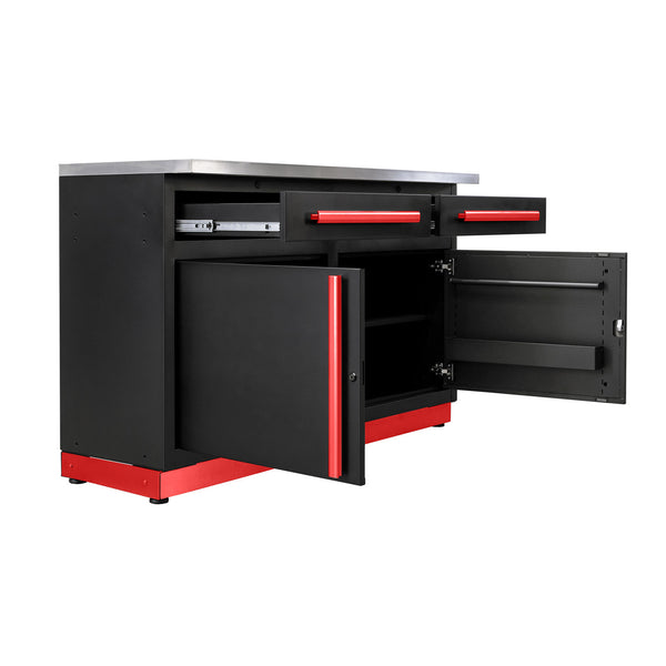 Fusion PRO Cabinets – Cube with Work Surface – 2 pack
