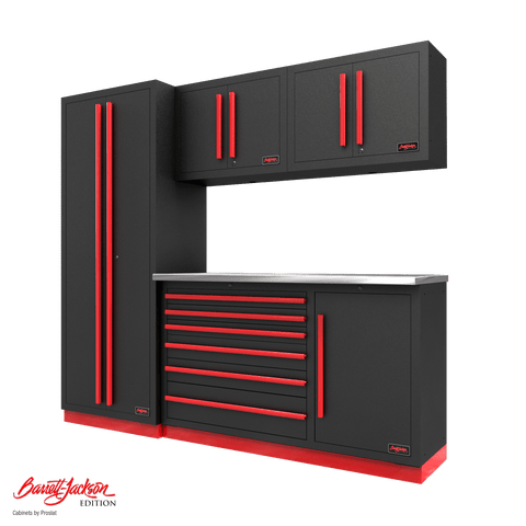 Edition Barrett-Jackson – 5 Piece Tool Chest Set