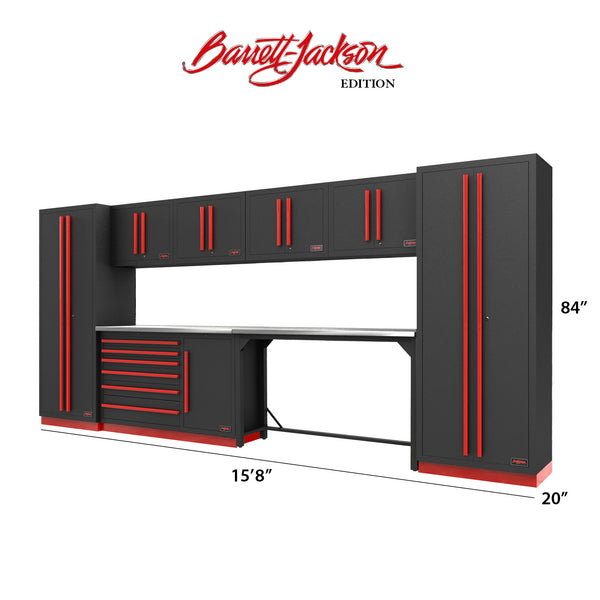 Edition Barrett-Jackson – 10 Piece HANDY Set
