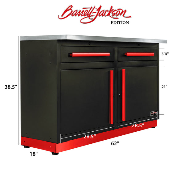 Barrett-Jackson Edition – 7 Piece Cube Set – With Overheads