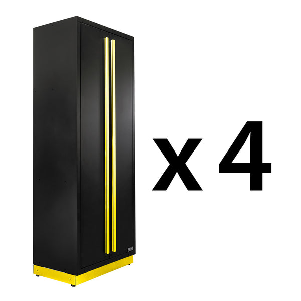 Fusion PRO Cabinets – Tall cabinet – 4 pack
