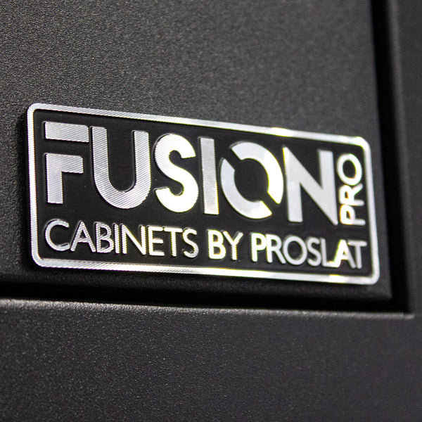 Fusion PRO Cabinets – 9 Piece Tool Chest Set – With Overheads