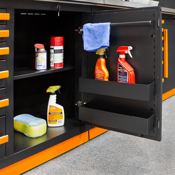 Fusion PRO Cabinets – 5 Piece Tool Chest Set