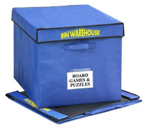 Bin Warehouse Fold-A-Tote - 22 Gallon 4 Pack