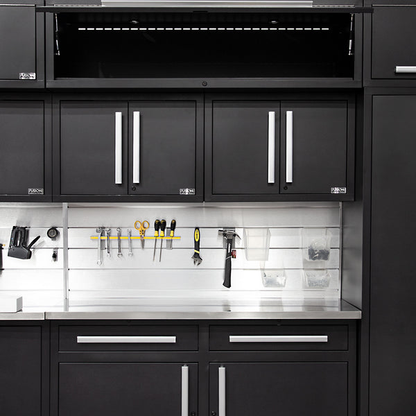 Fusion PRO Cabinets – 7 Piece HANDY – With Overheads