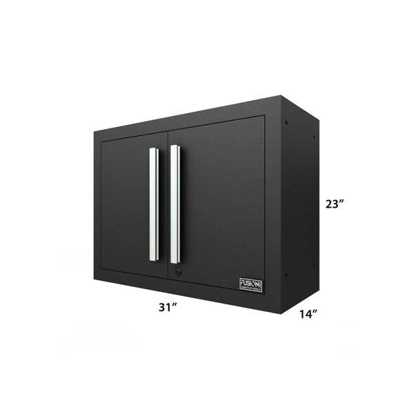 Fusion PRO Cabinets – Wall Mount Cabinet – 2 pack