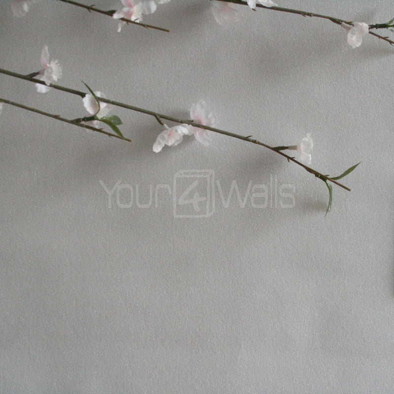 Dazzle Glitter Sparkle Effect Wallpaper | Off White/Light Grey - Your 4 Walls