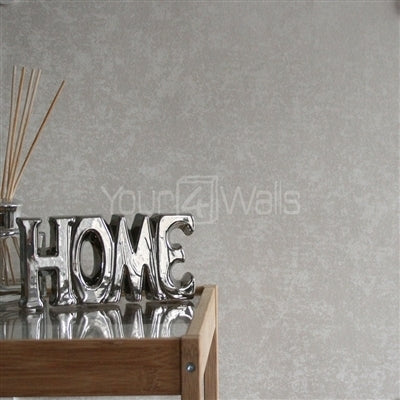 SALE Luxurious Mottled Effect Wallpaper | Shimmering Cream - Your 4 Walls
