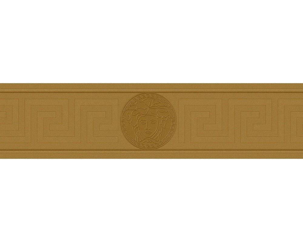 Versace Greek Key Border | Gold - Your 4 Walls