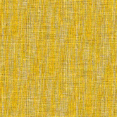 Grasscloth Effect Wallpaper Yellow and Black - Your 4 Walls