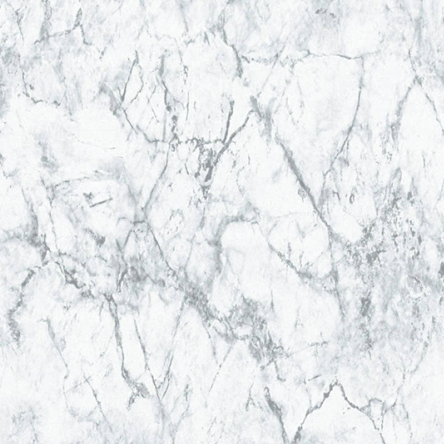 Textured Marble Effect Wallpaper | Dark Grey & White - Your 4 Walls