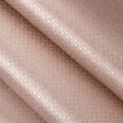 Luxe Metallic Weave | Metallic Rose Gold Wallpaper - Your 4 Walls