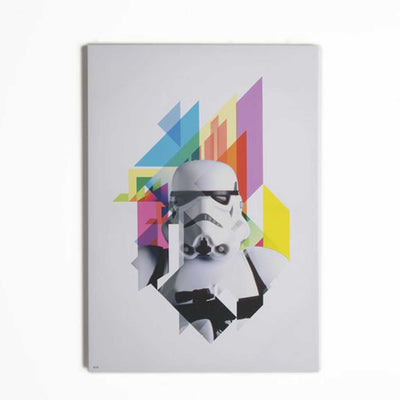 Stormtrooper | Starwars Printed Canvas h:70cm  x w:50cm