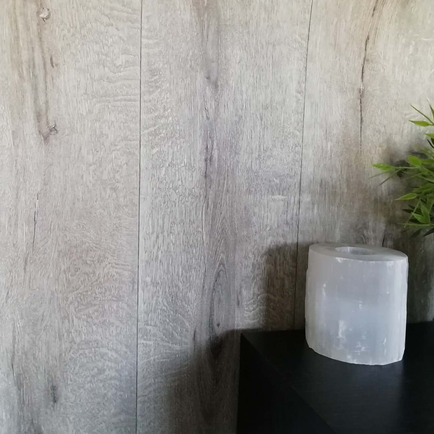 Realistic Wood Plank Effect Textured Wallpaper | Natural Beige